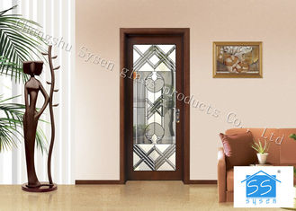 "colorful window glass  22""*36 ""  Oxygenation resistance, brass, Modern style, unique Heat resistant"